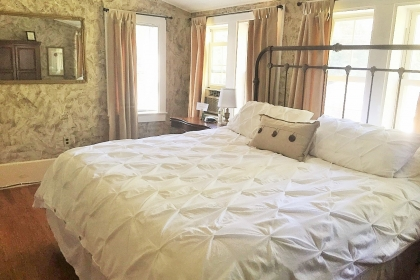 Suite at Historic Inn With a King Bed